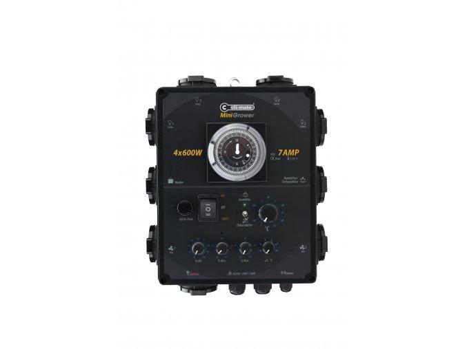 Mini Grower 4x600W 7AMP