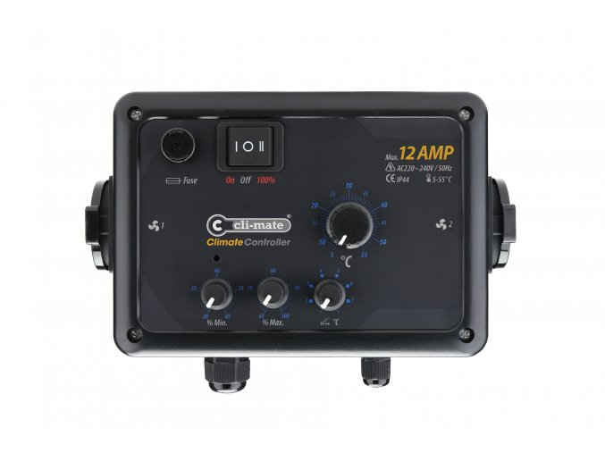 Climatecontroller 12 AMP