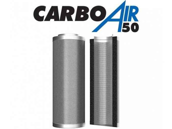 CarboAir 50 250 1000