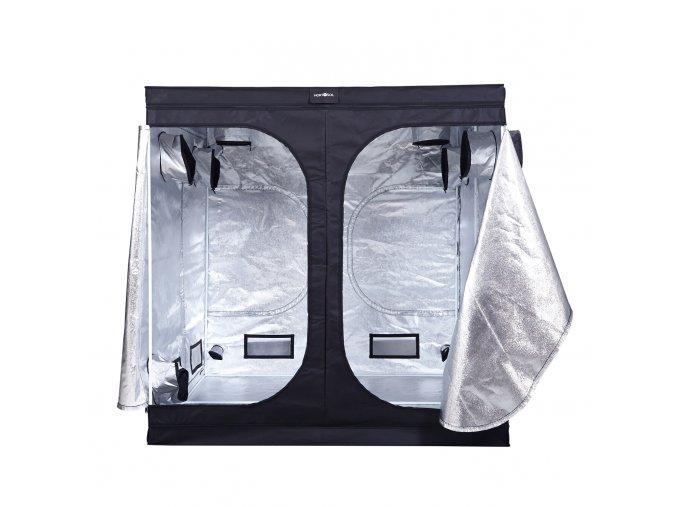 200x200x200, growbox, homebox, green qube, mammoth, budbox, probox, indoor pestovani