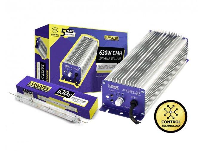 LUMATEK 630W DE CMH Kit Controllable Cover 960x750