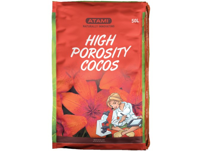 high porosity cocos