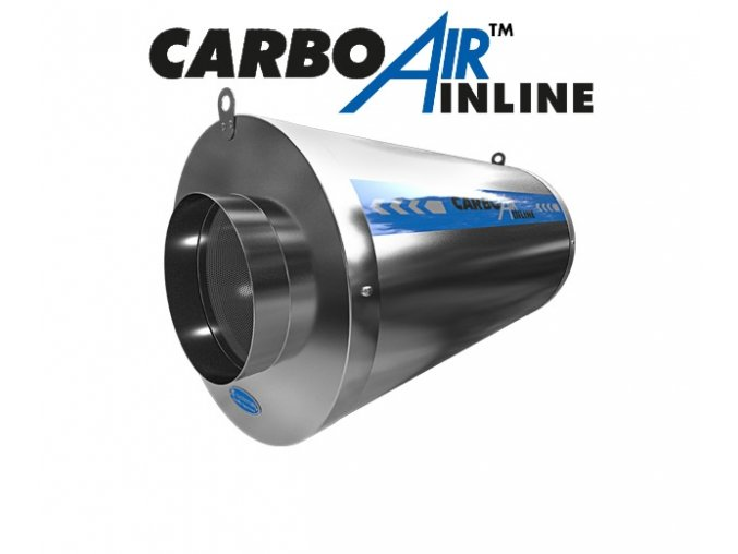 CarboAir INline - 900m3/hod - Ø150mm