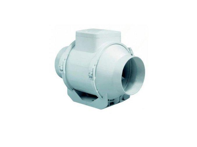 Ventilátor TT 125S - 370/330m3/h - Ø125mm