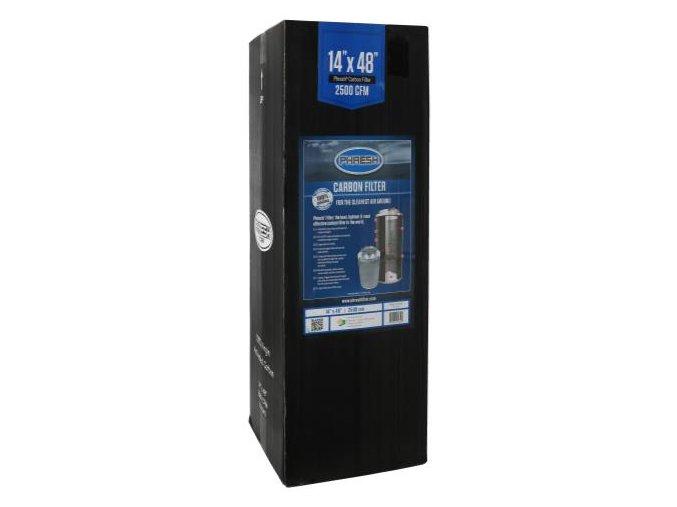 Uhlíkový filtr Phresh Filter PRO - 3500m3/h - Ø315mm
