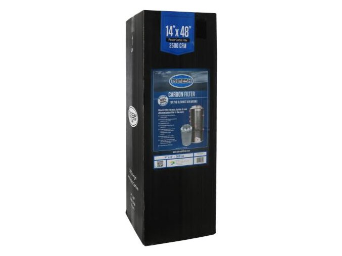 Uhlíkový filtr Phresh Filter PRO - 3910m3/h - Ø315mm