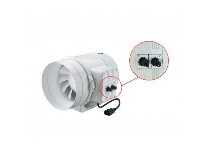Ventilátor TT 150 U- 552 m3/hod