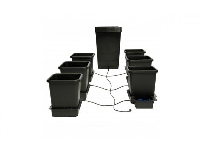 AutoPot 1Pot systém 6 květníků vč. 47L plastová nádrž