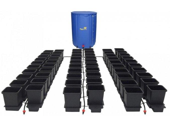 AutoPot 1Pot systém 60 květníků vč. 400L Flexitank
