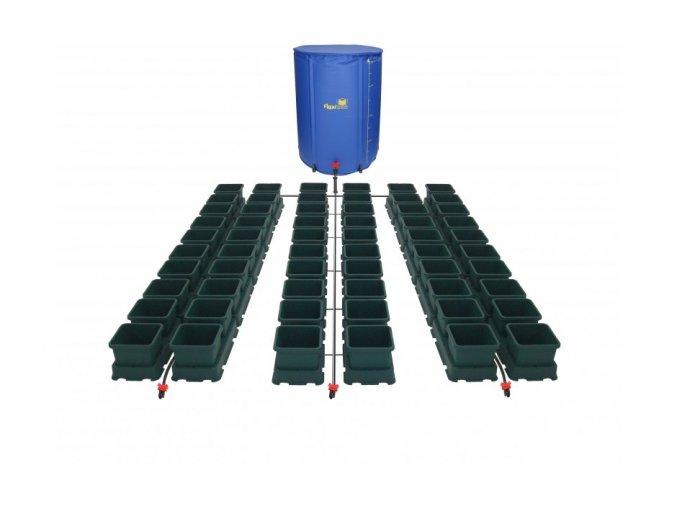 AutoPot Easy2grow 60 květníků vč. 400L Flexitank