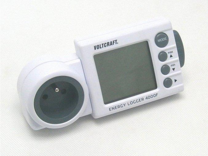 1f. zásuvkový digitální elektroměr EL03