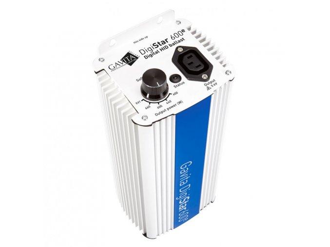 Digitální předřadník Gavita Digistar 600W e-series - 230V
