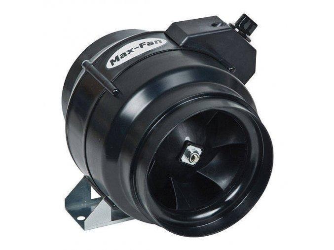 Ventilátor MAX-Fan 160L - 820m3/hod - Ø160 - 3 rychlosti