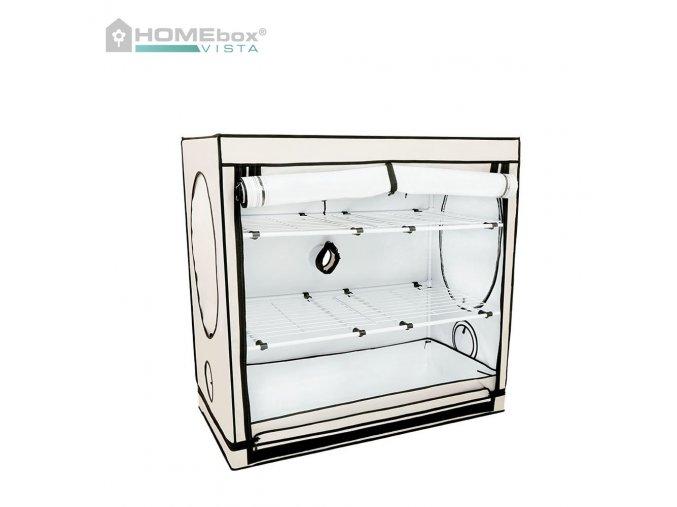 HOMEbox Vista Medium - 125x65x120cm homebox growbox