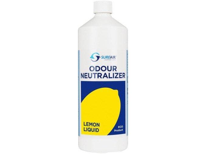 Sure air Liquid 1l Lemon
