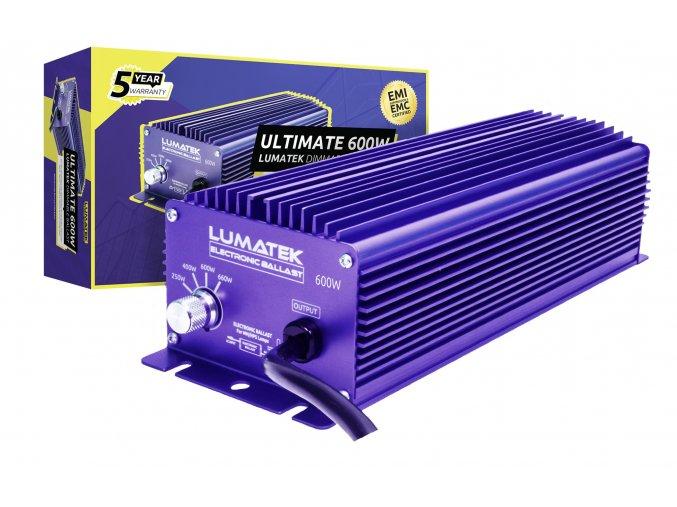 LUMATEK Ultimate Pro 600W