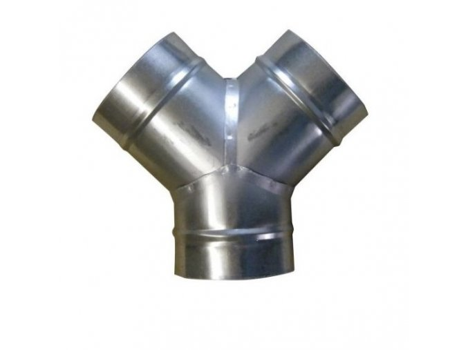 Y-Spoj 100-125-100 kov