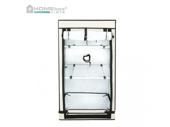 HOMEbox Vista Small - 65x65x120cm homebox growbox