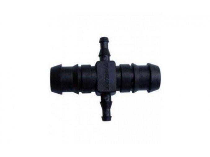 Cross spojka/2x 6 mm odbočka 16 mm Autopot