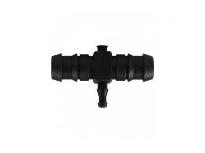 AutoPot 16 mm T spoj/6mm odbočka