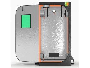 Green Qube V Grow Tent GQ100 1 x 1 x 2m FRONT