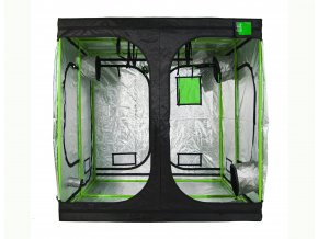 GQ300 Green Qube 300 Grow Tent front