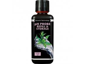 growth technology ph probe refill storage 300 ml kcl