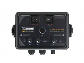 Twin Controller 24 AMP