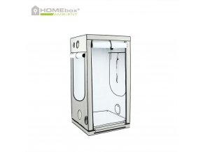 HOMEbox Ambient Q100+ - 100x100x220cm homebox, growbox pestibny stan