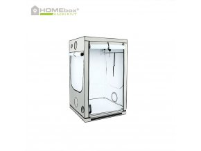 HOMEbox Ambient Q120+ - 120x120x220cm homebox, growbox, stan na pestovani