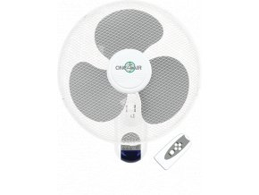 CIRKULAČNÍ NÁSTĚNNÝ VENTILÁTOR ONE4AIR + DÁLKOVÝ OVLADAČ - Ø40CM, Stojanové ventilátory, celokovové tiché ventilátory, STOJANOVÝ OSCILAČNÍ VENTILÁTOR, ventilátor, Cirkulační stojanový ventilátor, podlahový ventilátor, Designový stojanový ventilátor, stolní ventilátor, ventilátory, CIRKULAČNÍ VENTILÁTORY