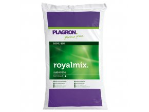 plagron royalty mix s perlitem 50 l