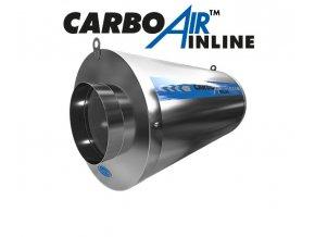 CarboAir INline - 900m3/hod - Ø150mm