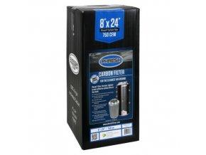 Uhlíkový filtr Phresh Filter PRO - 1000m3/h - Ø200mm