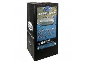 Uhlíkový filtr INLINE Phresh Filter PRO - 2000m3/h - Ø315mm