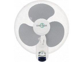 Stojanové ventilátory, celokovové tiché ventilátory, STOJANOVÝ OSCILAČNÍ VENTILÁTOR, ventilátor, Cirkulační stojanový ventilátor, podlahový ventilátor, Designový stojanový ventilátor, stolní ventilátor, ventilátory, CIRKULAČNÍ VENTILÁTORY, kovový podlahový ventilátor, Cirkulační nástěnný ventilátor One4Air - Ø40cm