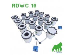 Hydroponic Systems RDWC 16 growrilla hydroponics store