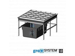 growTOOL ® growSYSTEM aeroponic 100x100