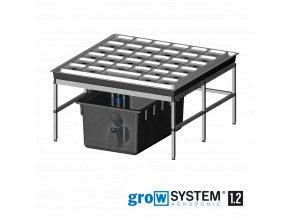 growTOOL ® growSYSTEM aeroponic 120x120
