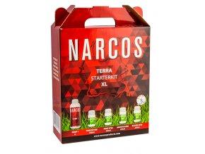 narcos terra starterkit xl