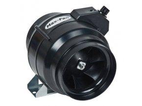 Ventilátor MAX-Fan 125 - 360m3/hod - Ø125mm - 3 rychlosti