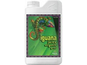 Iguana Juice Organic Grow OIM nova receptura