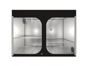 DARK ROOM 300 WIDE Rev 4,0 - 297x150x217cm Secret Jardin growbox