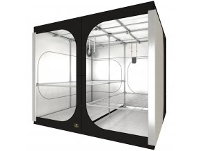 DARK ROOM 240 Rev 4,0 - 237x237x200 cm Secret Jardin growbox