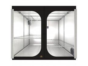 DARK ROOM 240 Rev 4,0 - 237x237x200 cm Secret Jardin growbox