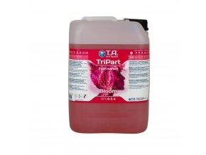 T.A. TriPart Bloom = General Hydroponics FloraBloom 1l
