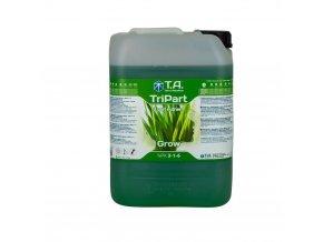 T.A. TriPart Grow = General Hydroponics FloraGro 1l