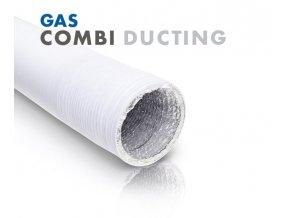 Gas Combi Ducting