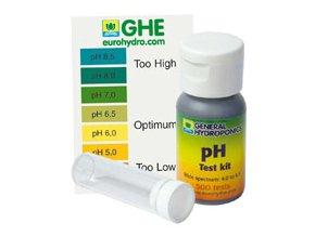 PH test na vodu 4,7-7,4 ph