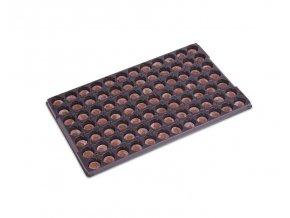 Sadbovač plastový se 104 tabletami JIFFY Ø24mm - BOX 25 sadbovačů